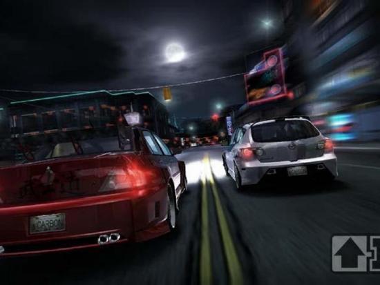 Галерея Need For Speed. Нажмите на изображение для просмотра оригинального